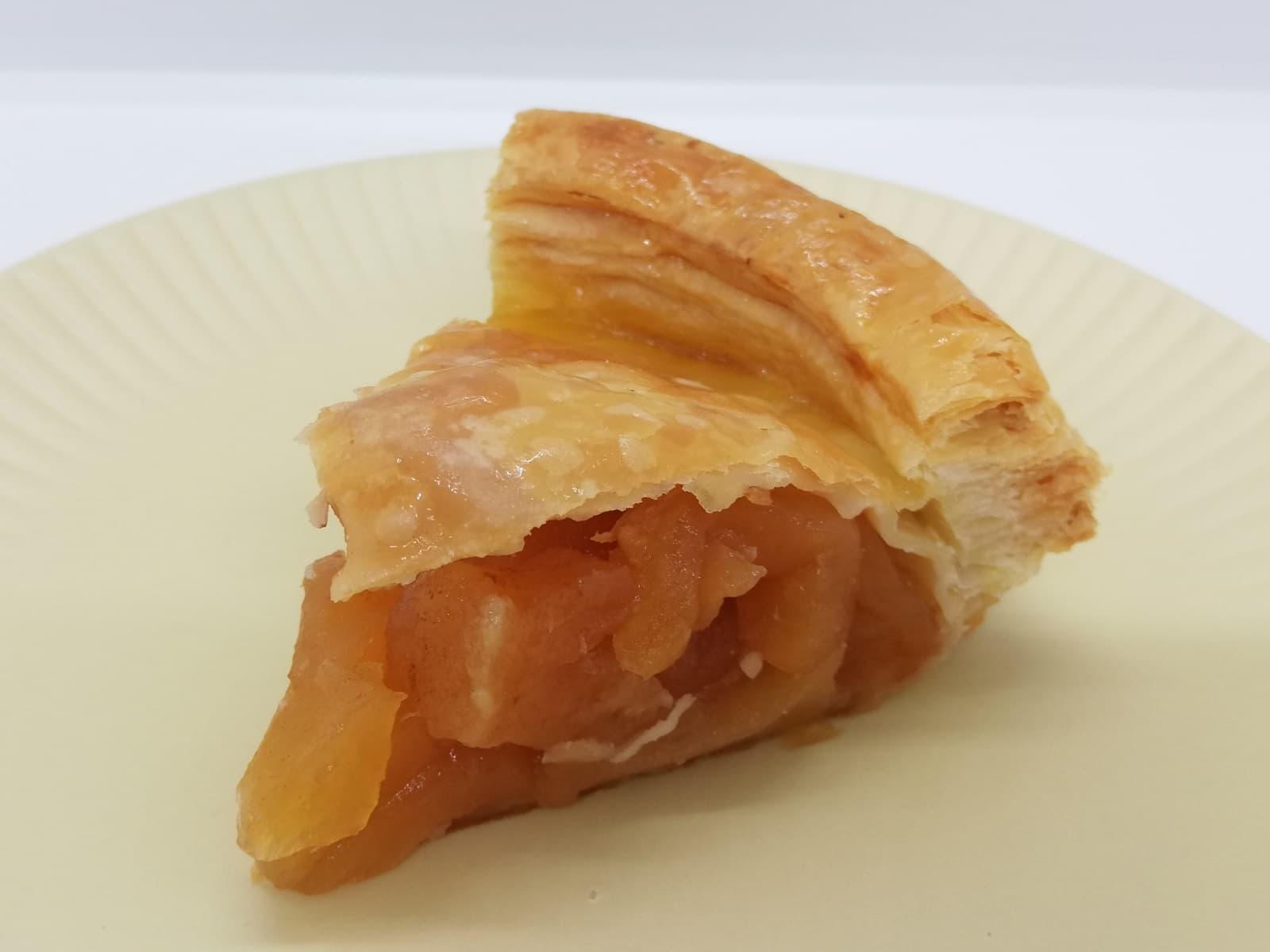 柿生のベーカリーミツバチのアップルパイ