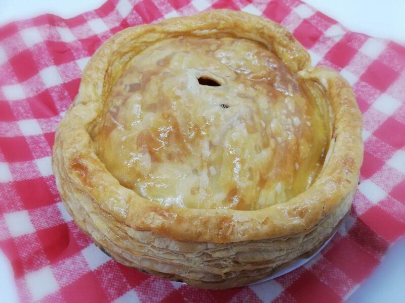 パン屋のアップルパイ(ベーカリーミツバチ)