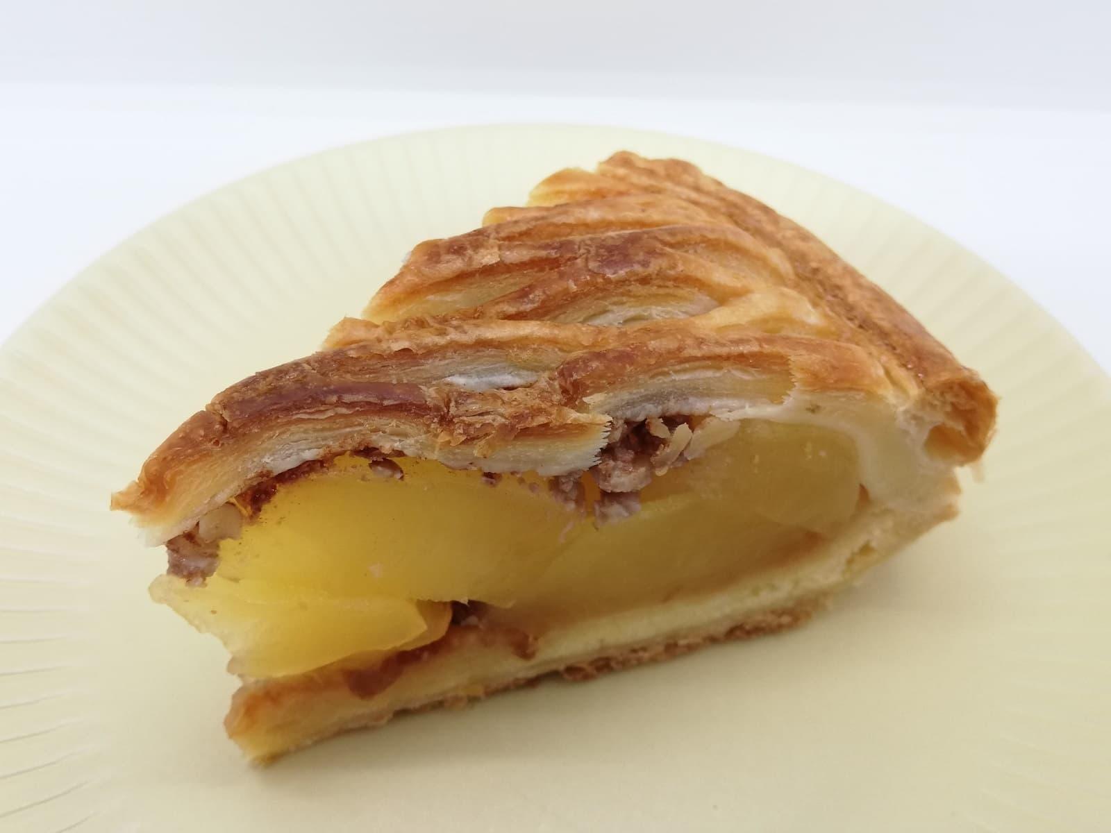 藤田観光りんご園のアップルパイ