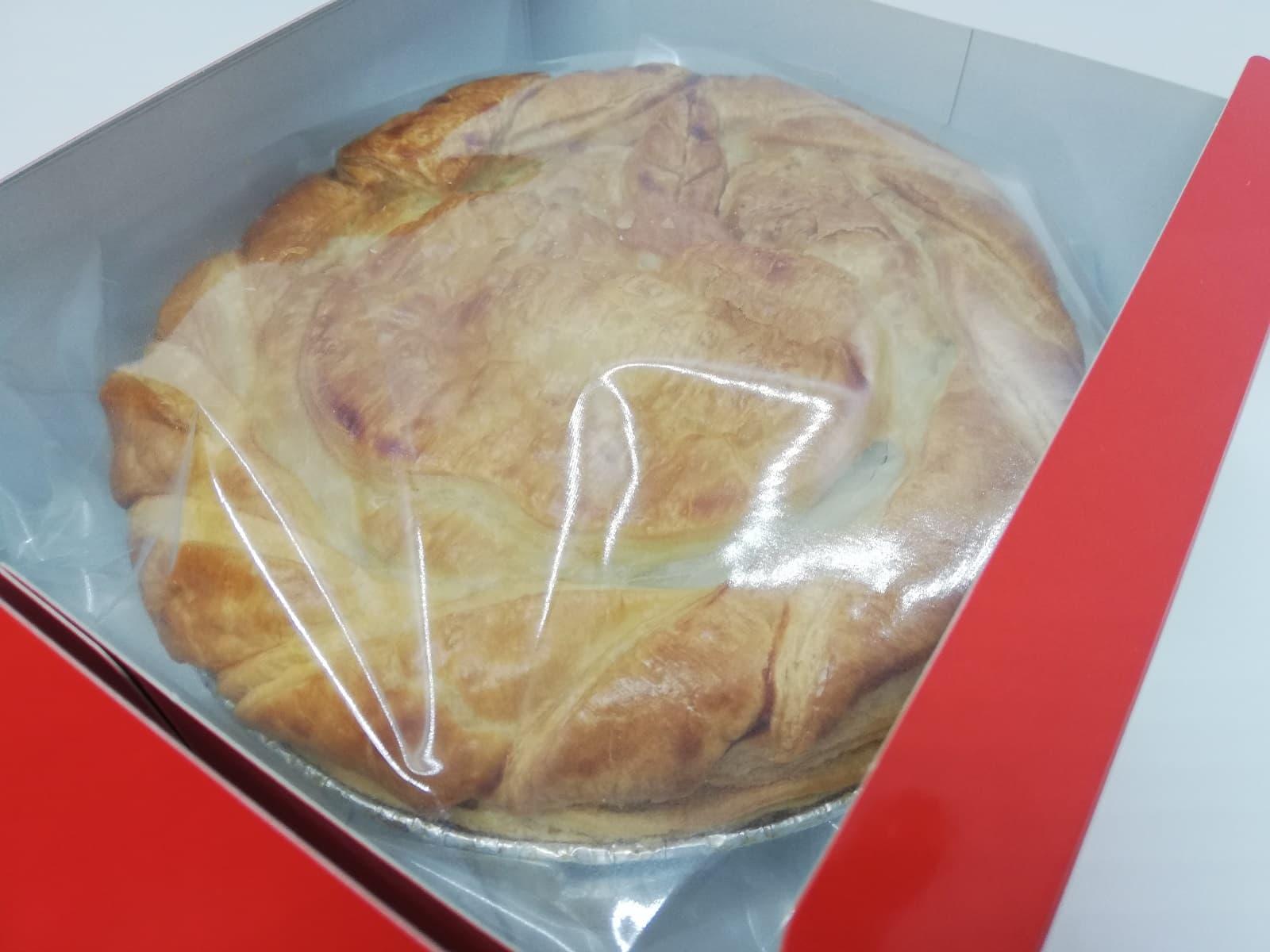 パックされたアグリパークつがる塾のアップルパイ