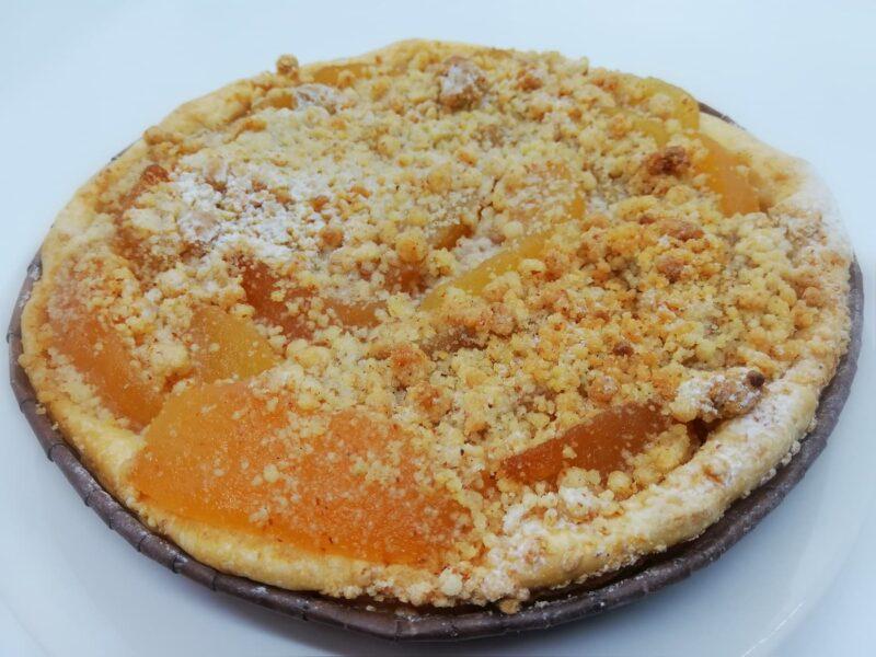 お取り寄せしたルタオのアップルパイ