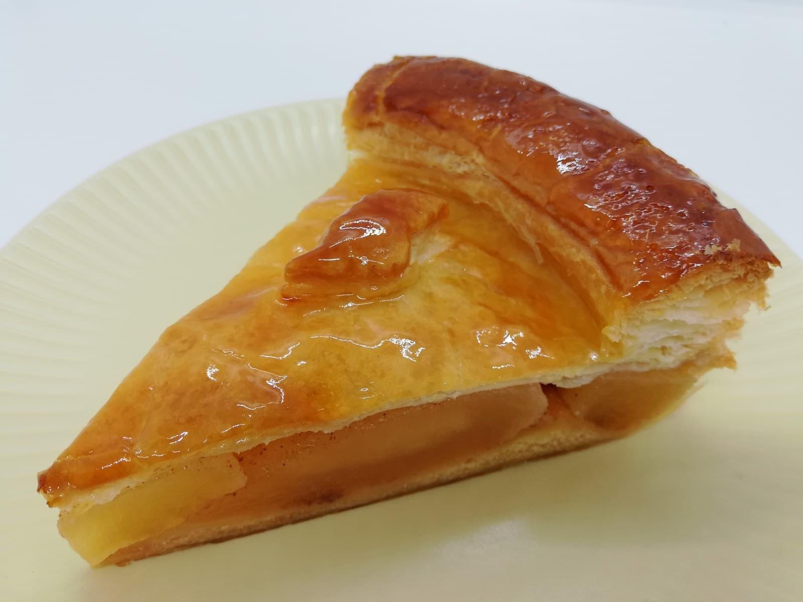 京都の洋菓子店バイカルのアップルパイをお取り寄せ